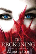 Taker Trilogy #02: The Reckoning Cover