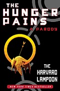 The Hunger Pains: A Parody (Harvard Lampoon) Cover