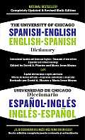 University of Chicago Spanish / English Dictionary (6TH 13 Edition)