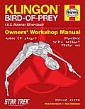 Star Trek: Klingon Bird-Of-Prey Haynes Manual Cover