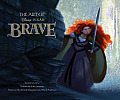 Art of Brave Cover