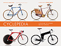 Cyclepedia: A Century of Iconic Bicycle Design Cover