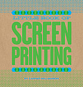 Little Book of Screenprinting Cover