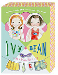 Ivy and Bean Paper Dolls (Ivy &amp; Bean) Cover