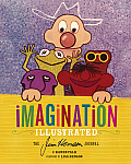 Imagination Illustrated: The Jim Henson Journal Cover
