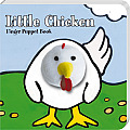 Little Chicken: Finger Puppet Book