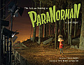 The Art and Making of Paranorman Cover