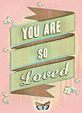 You Are So Loved Cover