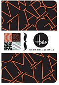 House Industries Mini Eco-Journals: Four Mini Eco-Journals