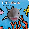 Little Shark: Finger Puppet Book (Little...)