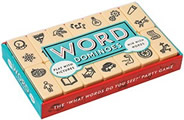 Word Dominoes: Play with Pictures - Win with Words
