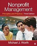 Nonprofit Management Principles & Practice