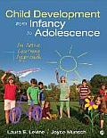 Child Development From Infancy To Adol. (15 Edition)