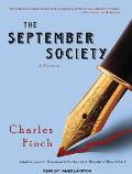 The September Society: A Mystery