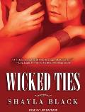 Wicked Ties (Wicked Lovers) Cover