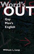 Word's out: Gay Men's English