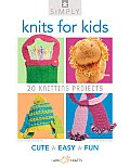 Simply Knits for Kids: 20 Knitting Projects (Simply) Cover