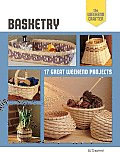 Basketry: 17 Great Weekend Projects (Weekend Crafter)