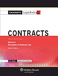 Casenote Legal Briefs: Contracts, Keyed to Burton's, 4th Edition