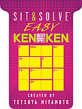 Sit & Solve Easy Kenken