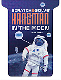 Hangman in the Moon (Scratch & Solve)
