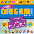 Deluxe Origami Paper Pack: Includes 1,000+ Sheets of Origami Paper Plus Basic Fold Instructions