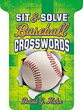 Baseball Crosswords (Sit & Solve)