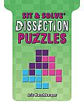 Sit & Solve(r) Dissection Puzzles (Sit & Solve)