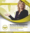 The Nonverbal Communicator: Command Authority Without Saying a Word [With Bonus DVD]