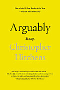 Arguably Essays by Christopher Hitchens Large Print Edition