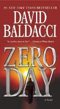 Zero Day (Large Print) Cover
