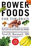 Power Foods for the Brain Signed Edition
