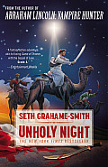 Unholy Night (Large Print)