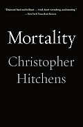 Mortality (Large Print) Cover