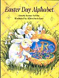 Easter Day Alphabet Cover