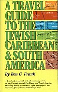 A Travel Guide to the Jewish Caribbean and Latin America Cover