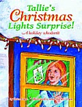 Tallie's Christmas Lights Surprise!