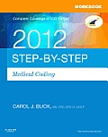 Workbook for Step-By-Step Medical Coding 2012 Edition Cover