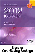2012 ICD-9-CM for Hospitals, Volumes 1, 2 & 3 Standard Edition with 2012 HCPCS Level II Standard and CPT 2012 Standard Edition Package