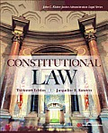 Constitutional Law (13TH 12 Edition) Cover