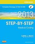 Workbook for Step-By-Step Medical Coding, 2013 Edition