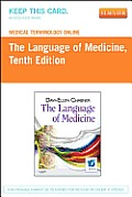 Medical Terminology Online for the Language of Medicine User Guide & Access Code
