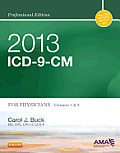 2013 ICD 9 CM for Physicians Volumes 1 & 2 Professional Edition