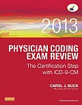 Cpc Physician Coding Exam Review 2013 (13 - Old Edition)