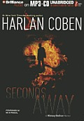 Mickey Bolitar Novels #02: Seconds Away Cover