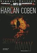 Mickey Bolitar Novels #02: Seconds Away