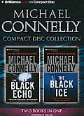 Michael Connelly CD Collection 1 (Harry Bosch) Cover