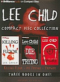 Lee Child CD Collection: Killing Floor, Die Trying, Tripwire (Jack Reacher)