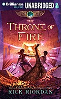Kane Chronicles Kane Chronicles Kane Chronicles #2: The Throne of Fire