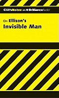 Invisible Man (Cliffs Notes) Cover